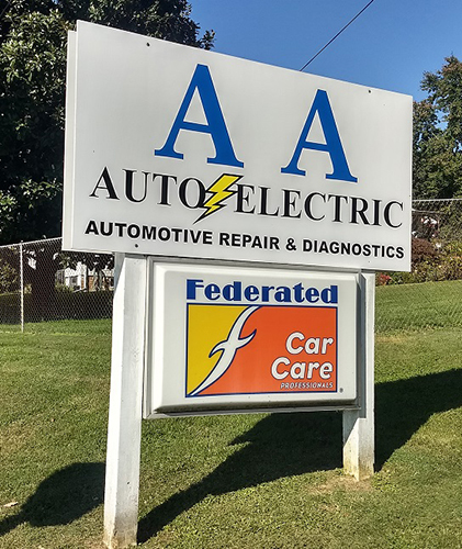 AA Auto Electric R